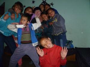Wiedersehen mit den Mandala-Kids