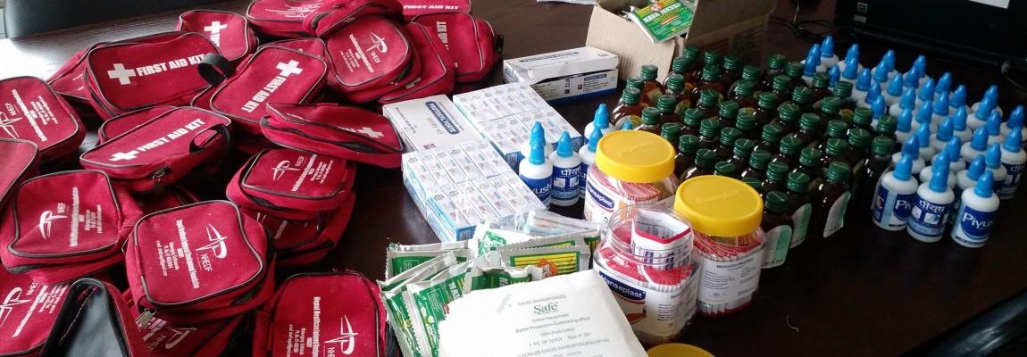 Hilfe für NHEDF – Ein Gastbeitrag von Corinna Voss